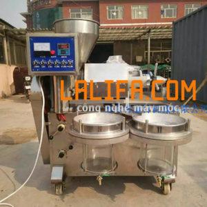 Máy ép dầu thực vật CN01 25-35kg/1h iNox 304