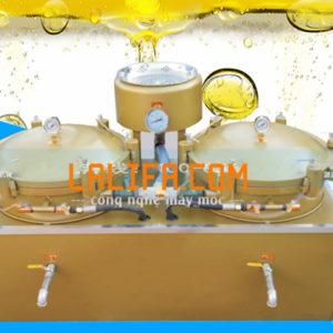 Máy lọc dầu LD05 2 bầu lọc
