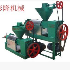 Máy ép dầu công nghiệp cả vỏ 6YL-60