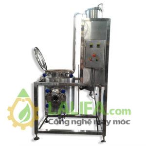 Bộ máy chưng cất tinh dầu bằng hơi nước EC50