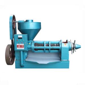Máy ép dầu thực vật công nghiệp cả vỏ YZYX-130