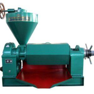 Máy ép dầu lạc công nghiệp cả vỏ YZYX-150