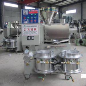 Máy ép dầu thực vật YZYX60