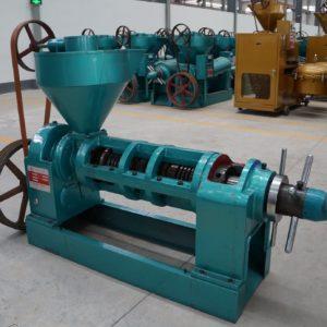 Máy ép dầu công nghiệp cả vỏ YZYX-120