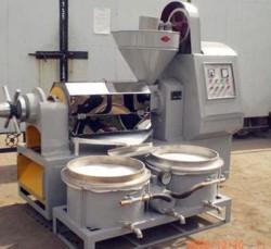Máy ép dầu lạc cả vỏ 6YL-130A (15KW)