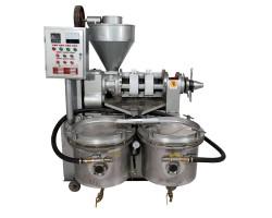 Máy ép dầu thực vật cả vỏ Guangxin YZYX90WZ-2