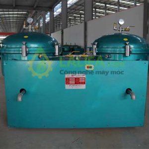 Máy lọc dầu 2 bình lọc GuangXin YGLQ600x2
