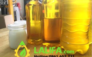 Phương pháp và cách làm dầu thực vật sử dụng cho gia đình