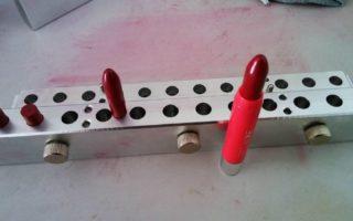 Máy móc, thiết bị dùng trong sản xuất mỹ phẩm