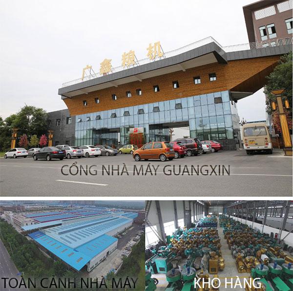 Nhà máy guangxin sản xuất gia công máy ép dầu