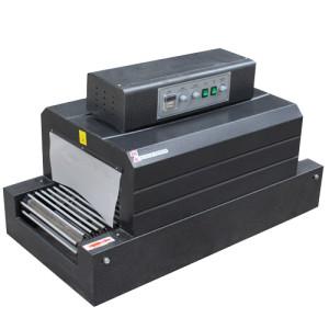 Máy co màng BSX 400×350 băng tải đũa