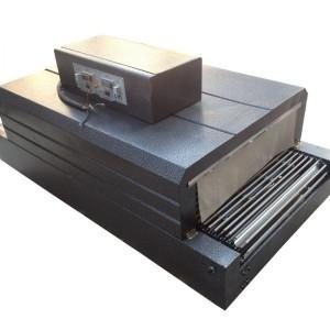 Máy co màng 400×200 PV PP băng tải đũa