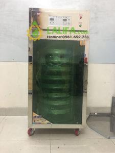 Máy sấy 8 khay tủ sấy Nông sản Dược liệu Thảo dược Hải sản