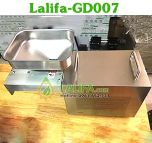Siêu máy ép dầu GD-007 (Công nghệ Đức) 4-6kg/1h