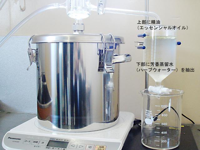Máy chưng cất tinh dầu bằng hơi nước SHJK36L – Nhật Bản0