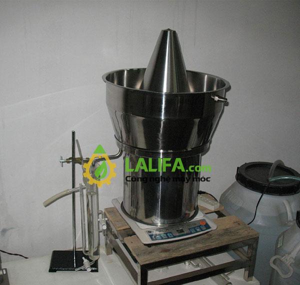 Nồi chưng cất tinh dầu 20 lít TS003-10L – Taishan – Taiwan0