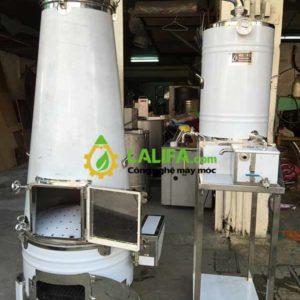 Bộ máy chưng cất tinh dầu bằng hơi nước Kuo Chuan – Taiwan