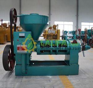 Máy ép dầu GuangXin YZYX-130 (250Kg/1h – 18Kw)