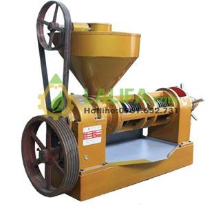 Máy ép dầu GuangXin YZYX-140 (350kg/1h – điện 18.5Kw)0