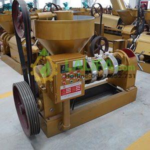Máy ép dầu GuangXin YZYX140WK (220kg/1h – Điện 18,5KW)