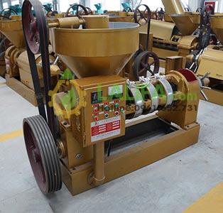 Máy ép dầu GuangXin YZYX140WK (220kg/1h – Điện 18,5KW)0