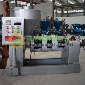 Máy ép dầu GuangXin YZYX10J-WK (80-100kg/1h – 11Kw)