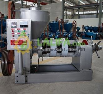 Máy ép dầu GuangXin YZYX10J-WK (80-100kg/1h – 11Kw)0