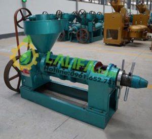 Máy ép dầu GuangXin YZYX-120 (100kg/1h – điện 11Kw)