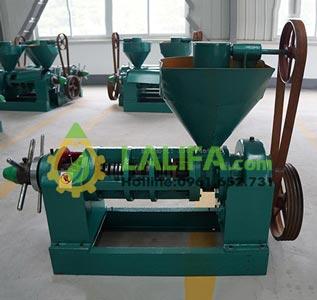Máy ép dầu GuangXin YZYX95-10 (60kg/1h – điện 8Kw)0