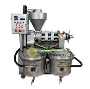 Máy ép dầu Guangxin YZYX 90WZ (60kg/1h – điện 5,5Kw)
