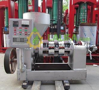 Máy ép dầu GuangXin YZYX95WK (50-60kg/1h – điện 7,5Kw)0