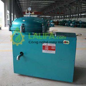 Máy lọc dầu 1 bầu lọc GuangXin YGLQ600-1