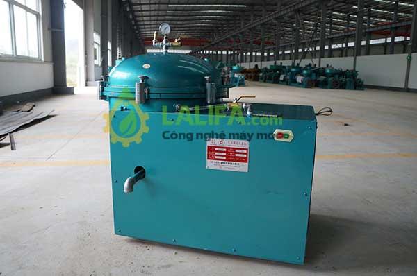 Máy lọc dầu 1 bầu lọc GuangXin YGLQ600-10