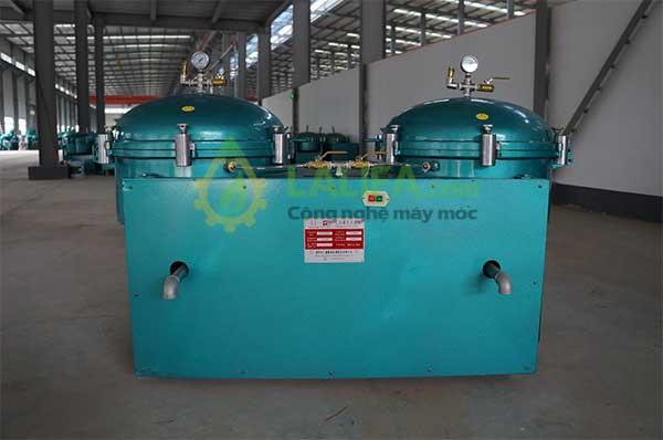Máy lọc dầu 2 bình lọc GuangXin YGLQ600x20