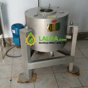 Máy lọc dầu ly tâm mô hình LD50 200 lít/1h