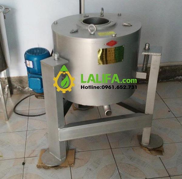 Máy lọc dầu ly tâm mô hình LD50 200 lít/1h0