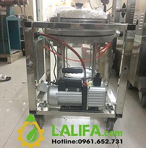 Máy lọc dầu thực vật hút chân không LD-070