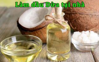 Hướng dẫn làm dầu dừa với máy ép tinh dầu dừa Lalifa