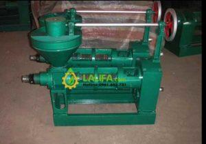 Máy ép dầu lạnh 6YL-80 (5,5Kw/40-50kg/h)