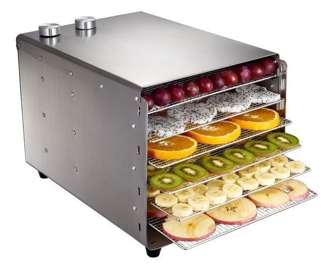 Lựa chọn mua máy sấy khô thực phẩm theo thương hiệu
