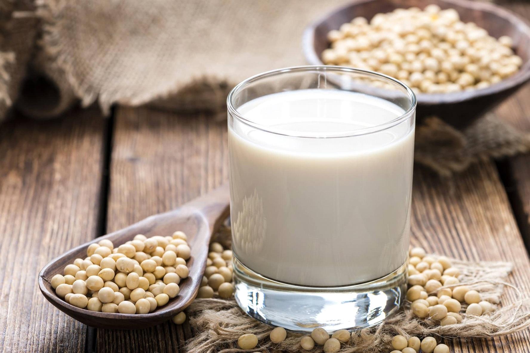 Nguồn năng lượng bổ dưỡng từ sữa đậu nành