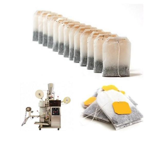 Sản xuất trà túi lọc rất thuận tiện bằng máy đóng gói trà túi lọc thủ công