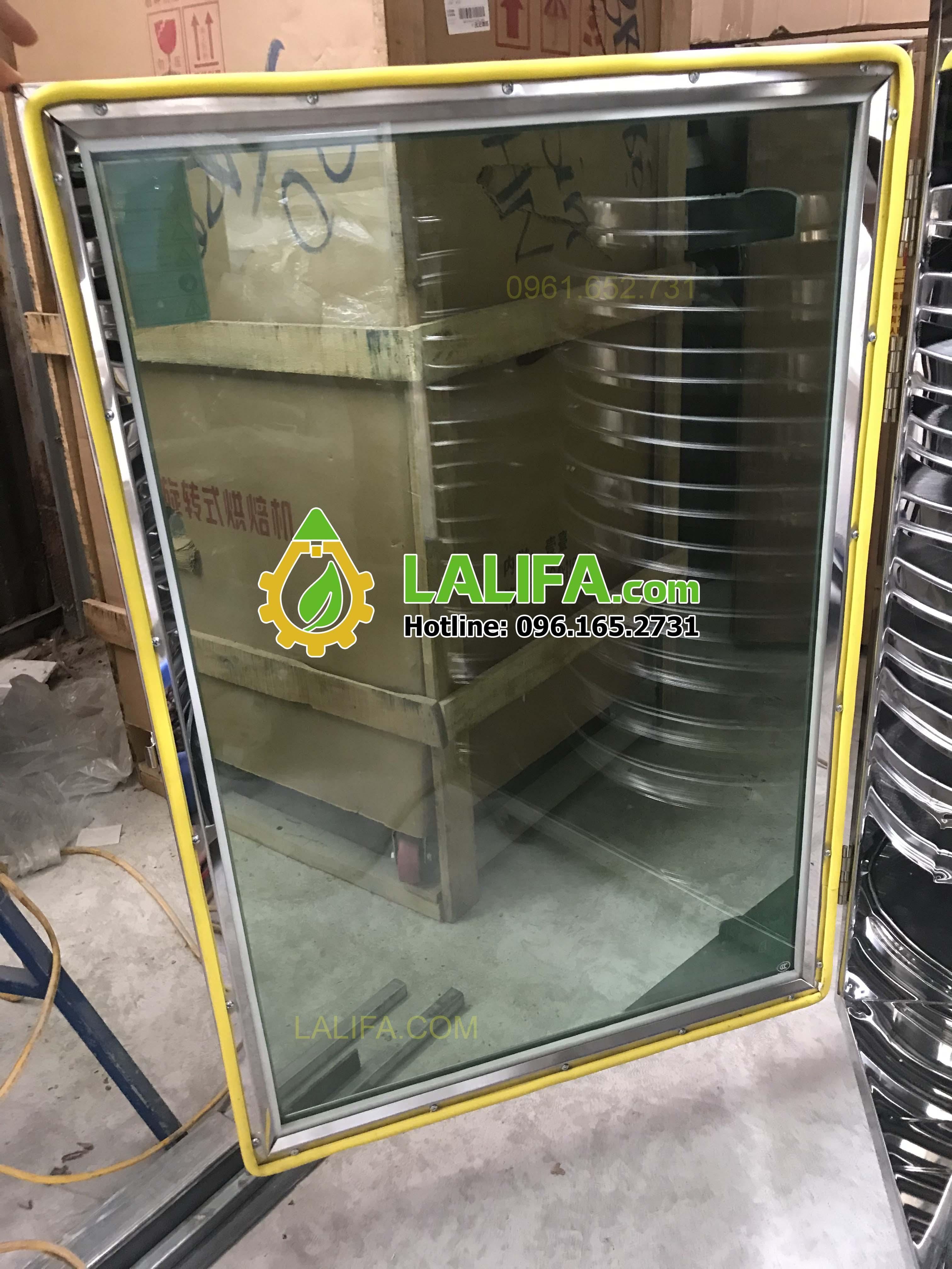 Máy sấy hạt nông sản dược liệu 10 khay 10 tầng