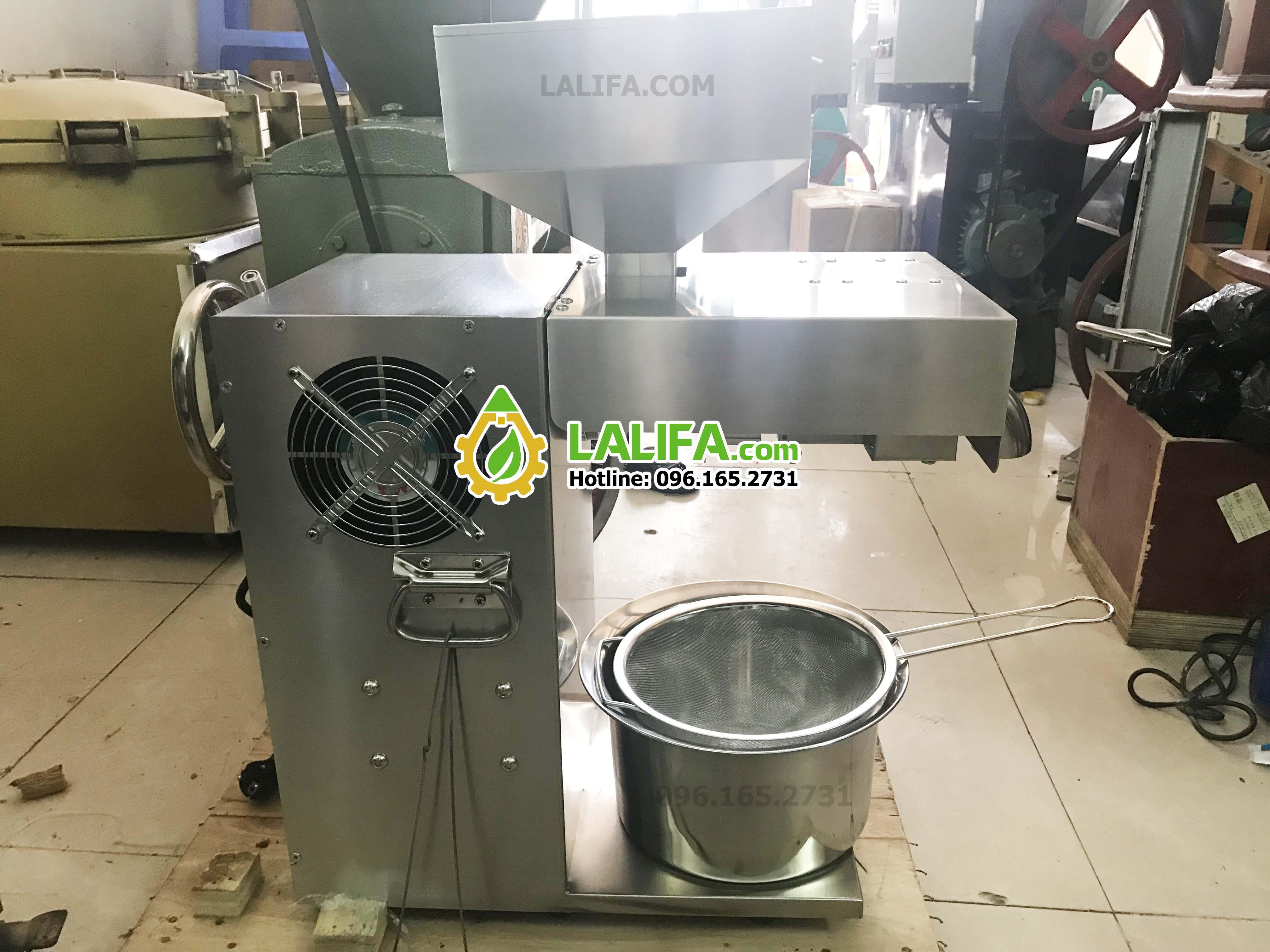 Máy ép dầu Lạc Lalifa21 10-20kg/h - 4