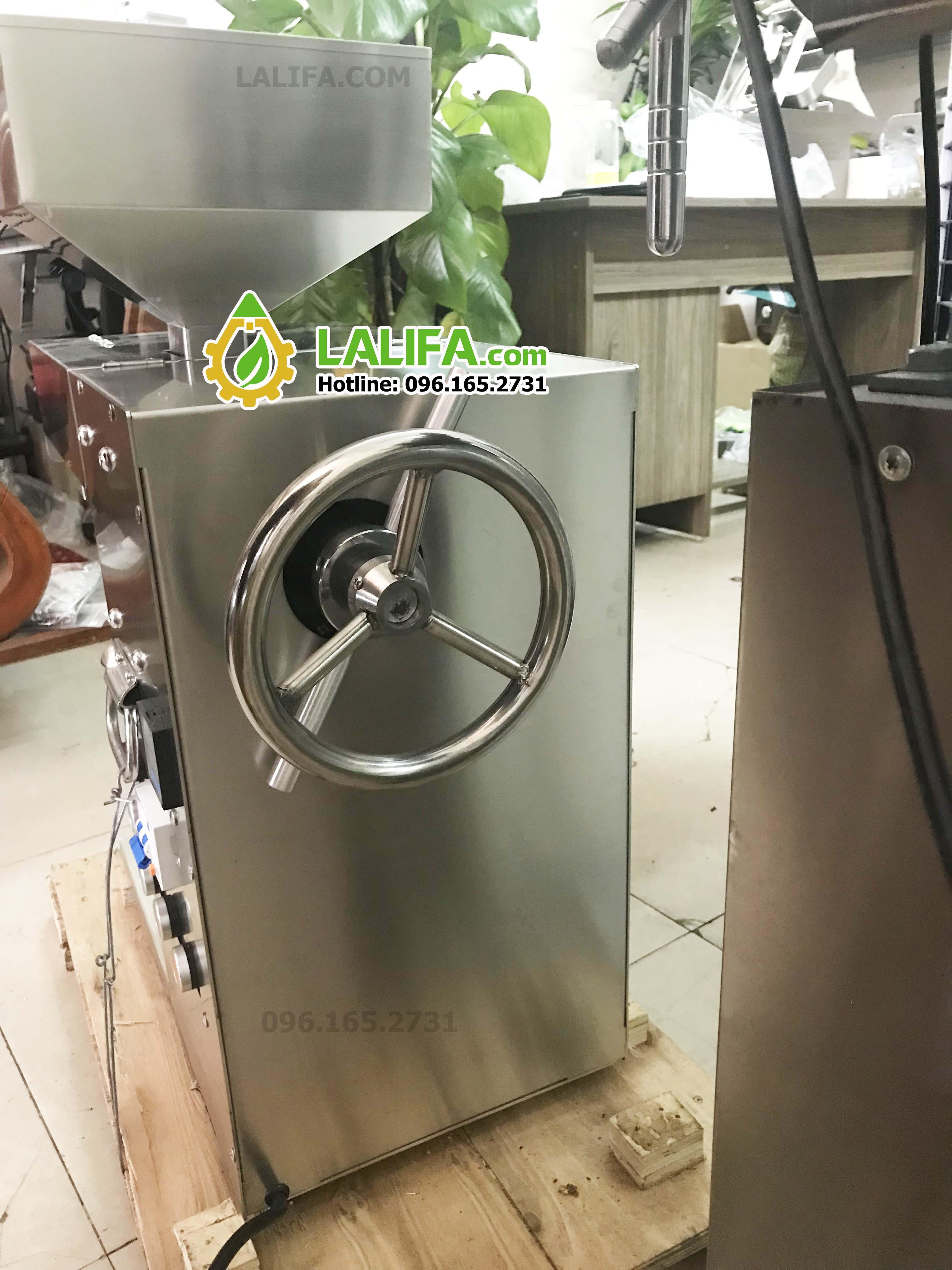 Máy ép dầu Lạc Lalifa21 10-20kg/h - 8