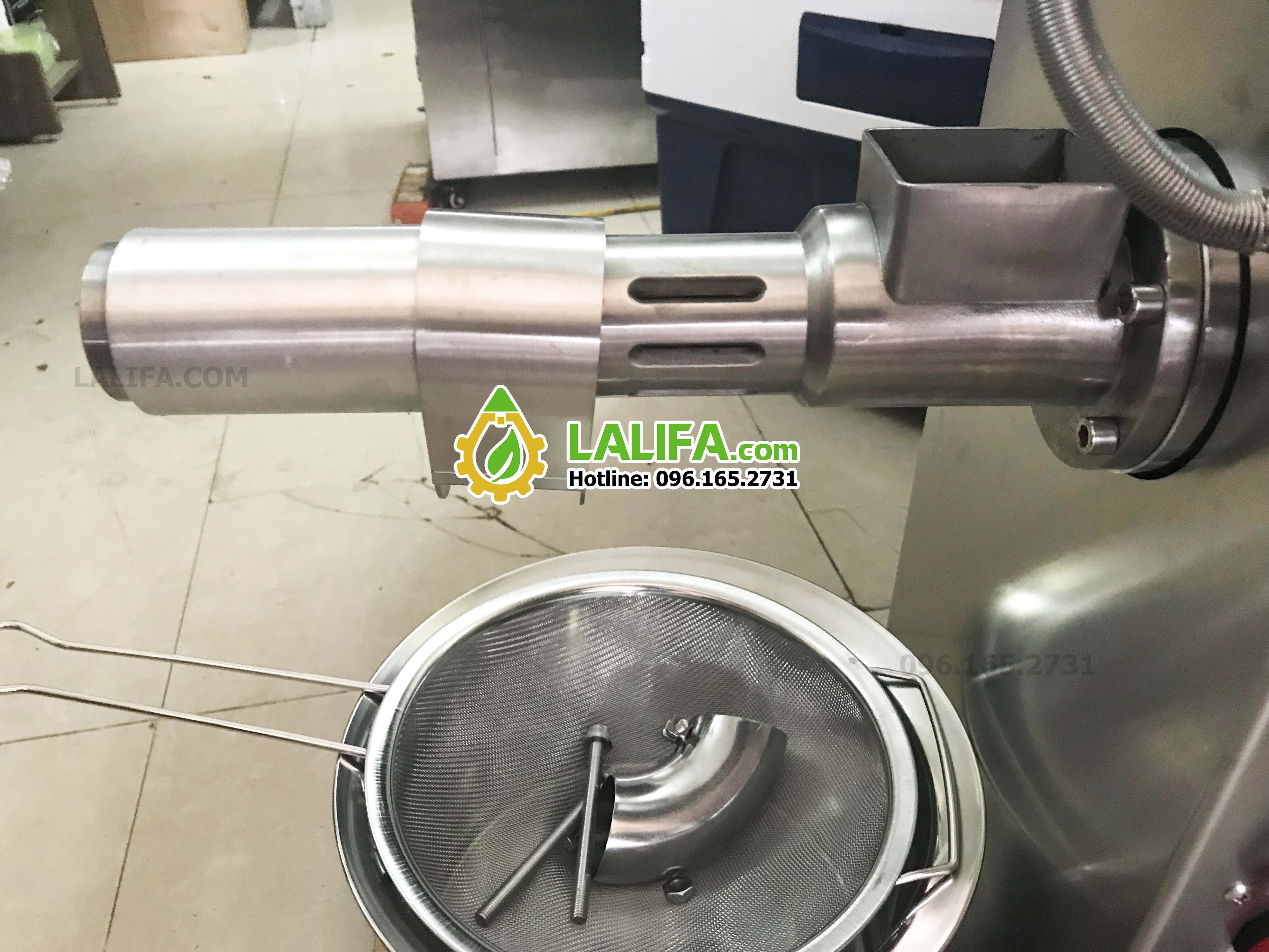 Máy ép dầu Lạc Lalifa21 10-20kg/h - 10