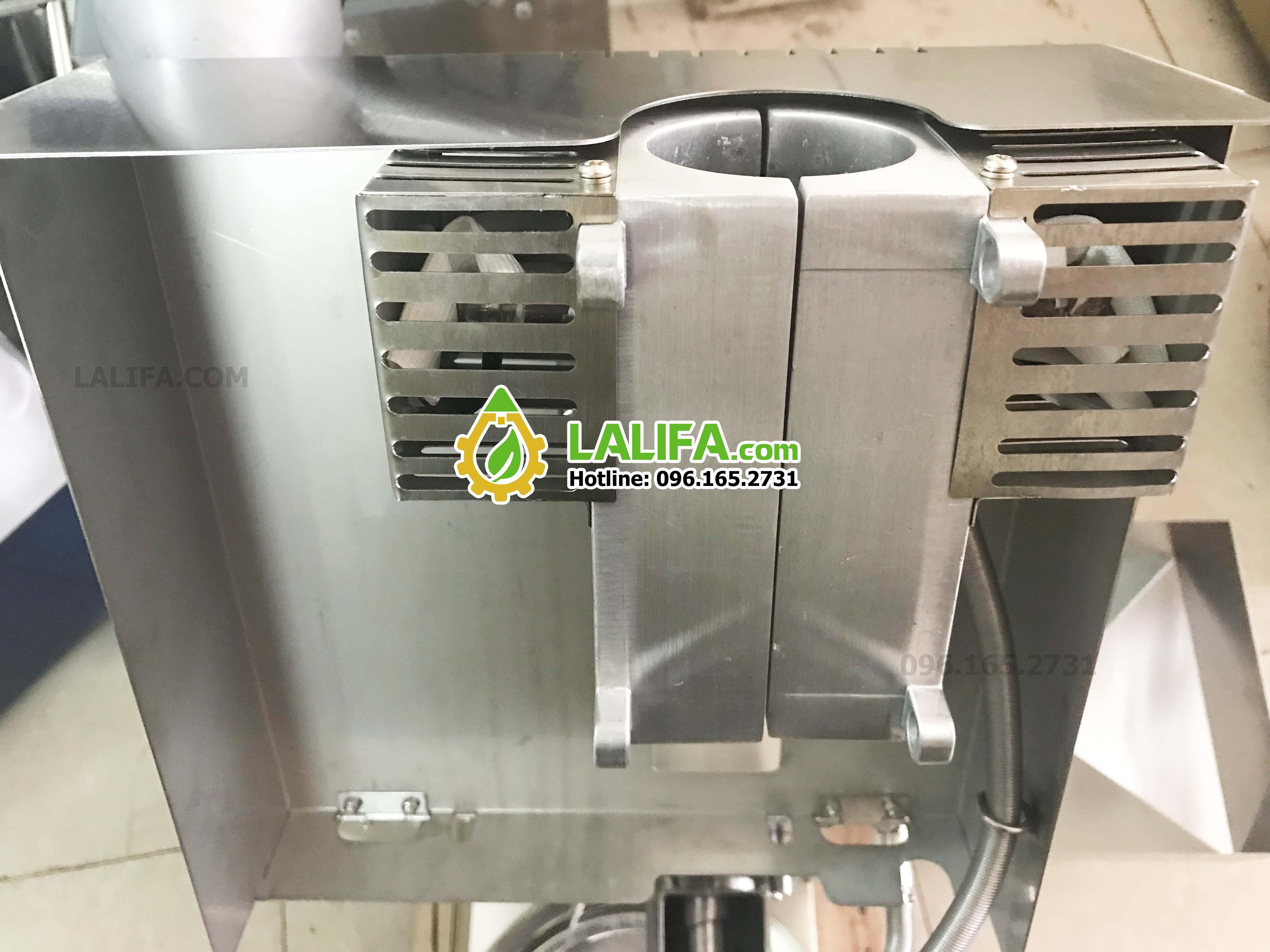 Máy ép dầu Lạc Lalifa21 10-20kg/h - 12