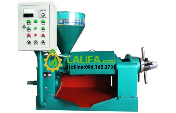 Máy ép dầu lạc GongFa YZYX95-10 Công suất 50-60kg/1h0