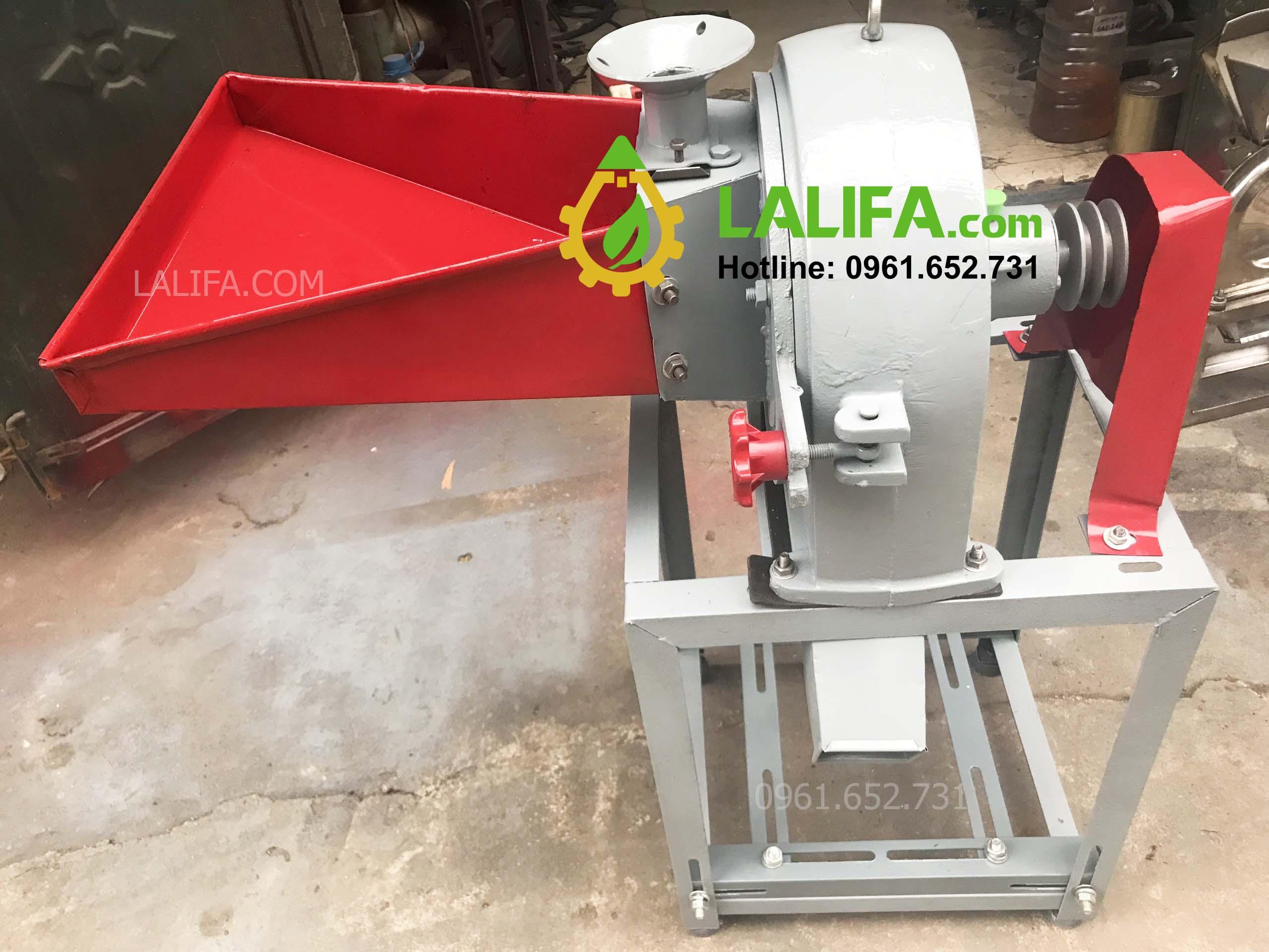 Máy nghiền ngô đa chức năng siêu mịn 3kw 100-150kg/1h0