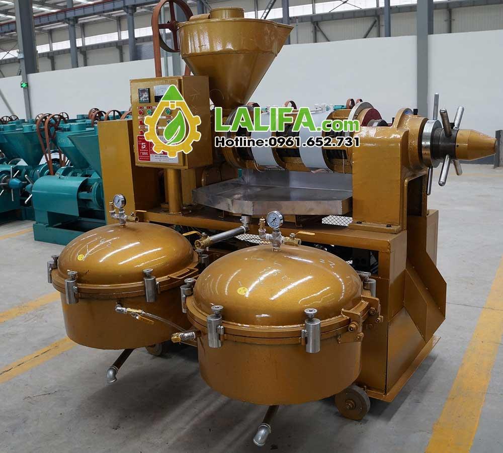 Máy ép dầu lạc guangxin lọc liền máy YZYXQ-1200